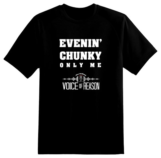 Evenin' Chunky T Shirt