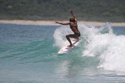 Maya Larripa Surfer Puerto Escondido