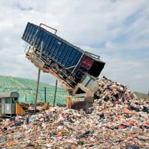 什麼是堆填和非法傾倒廢物?