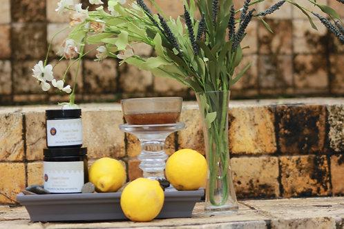 Lemon Honey Sugar Scrub