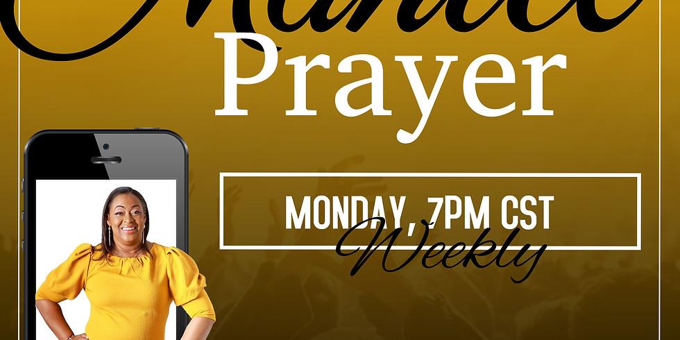 Mantel Prayer