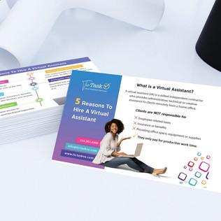 Tic Task Marketing Material