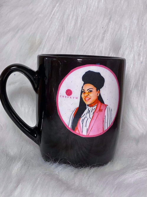 The Signature Chef Kym Coffee Cup