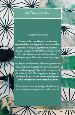 A Creation on Creators