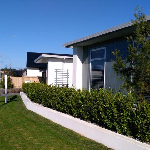Landscape design and full landscaping