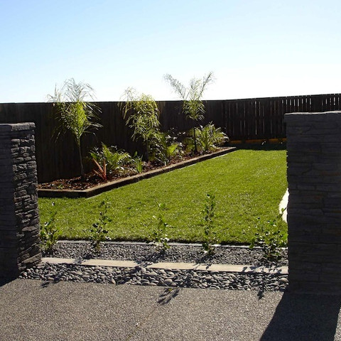 Design and full landscaping