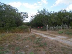 Ranch Gate Entrance