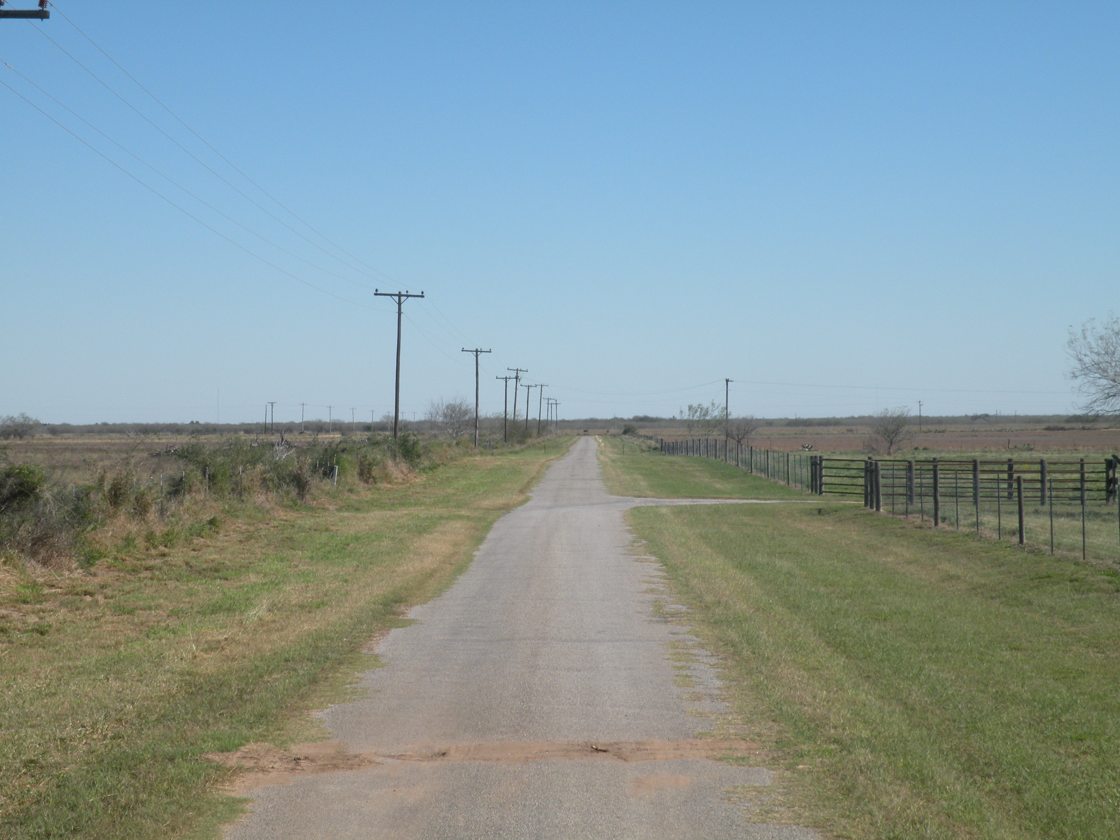Paved Frontage to 37+- acres CR 412