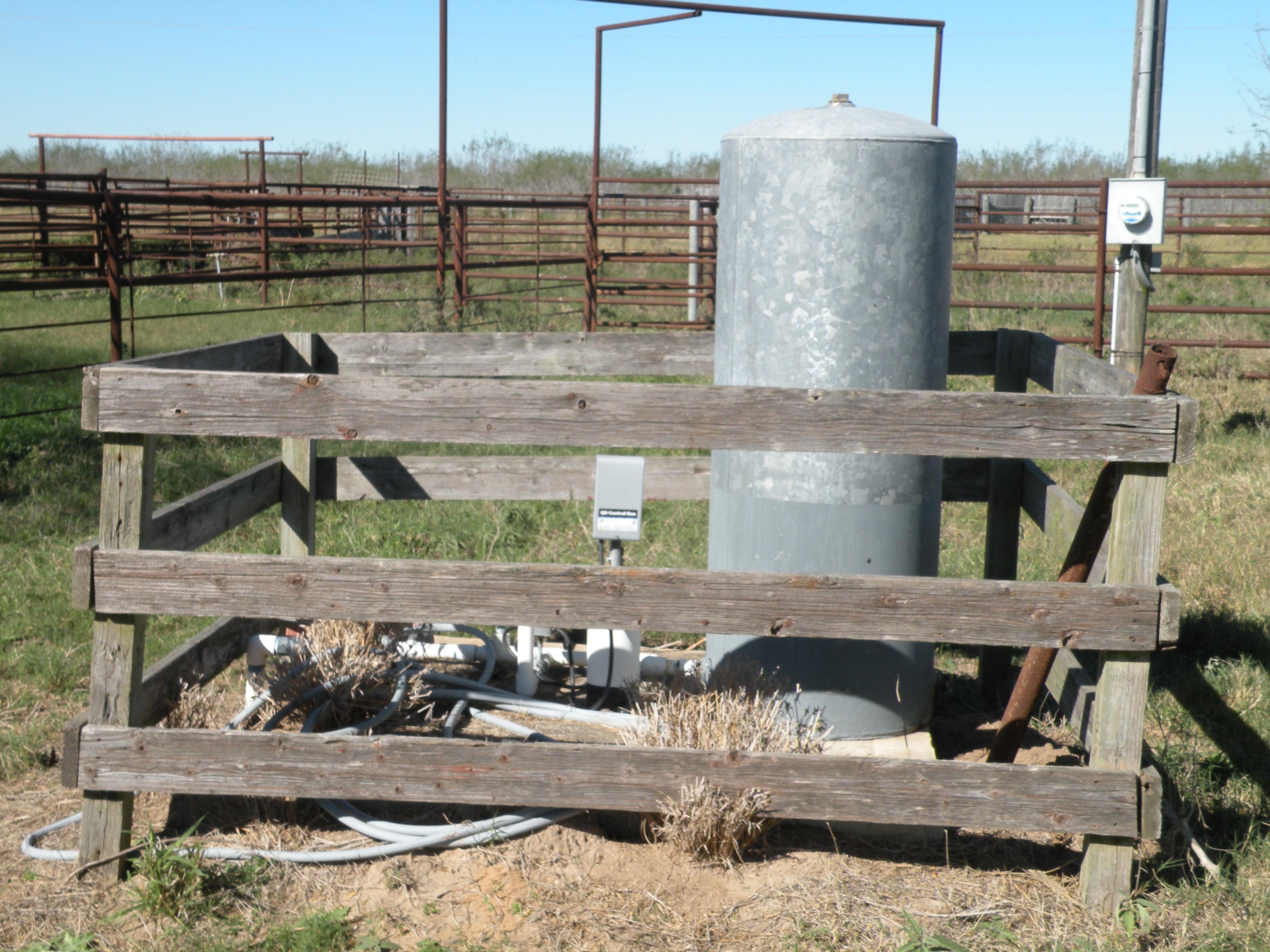 Water Well & Pump