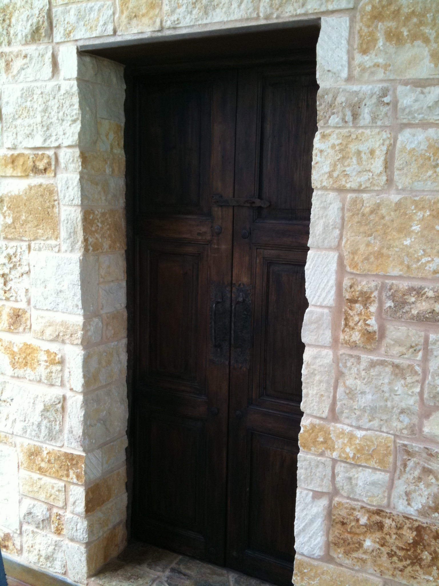 Antique Doors from Mexico