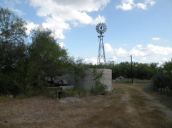 Windmill and Storage Tank