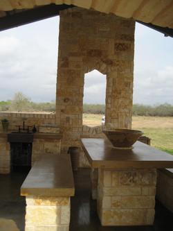 Concrete Seating & Countertops