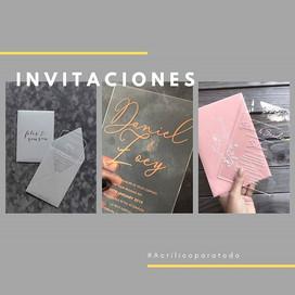 Catálogo para Eventos