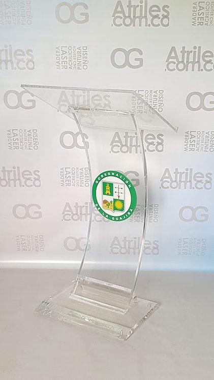 Atril 041 Acrílico