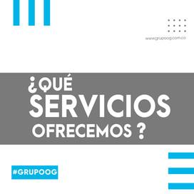 ¿Qué servicios ofrecemos?