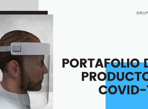 Portafolio de Productos | Covid-19