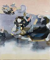 四风#5,  布面油画,  60 × 50 cm 2020