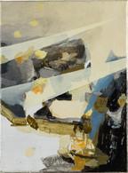 四风#2,  布面油画,  40 × 30 cm 2020