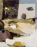 四风#1,  布面油画,  50 × 40 cm 2020