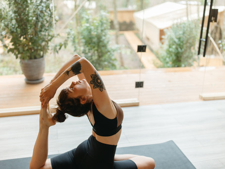 How Yoga helps in strengthening your Lungs ?