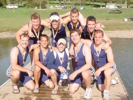 Spotlight on UB Rowing Alumni Matt Logue