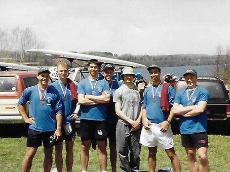 Spotlight on Former UB Rowing Coach Ted Haley