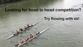 Join Rowing to Compete