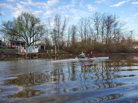 UB Rowing Adds Sculling to Program