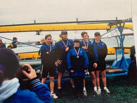 Spotlight on UB Rowing Alumni Elton Parker