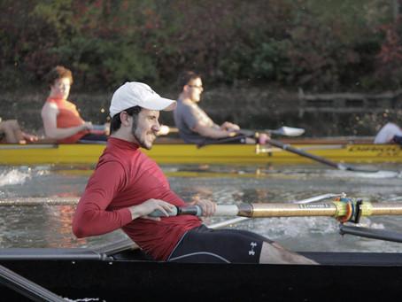 Spotlight on UB Rowing Alumni Benjamin King-Smith