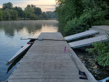 Dock gets a much needed facelift