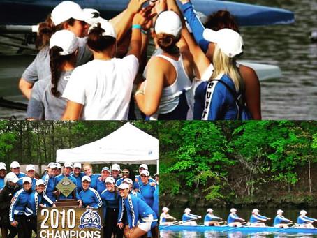 Spotlight on UB Rowing Alumna Sasha Bailey