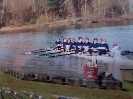 Spotlight on UB Rowing  Alumna Margaret Siller
