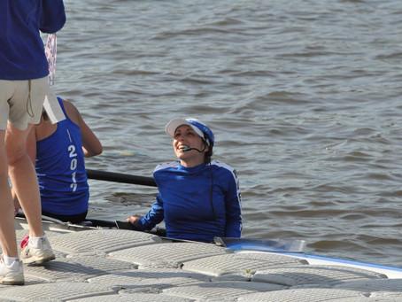Spotlight on UB Rowing Alumna Kate Evely