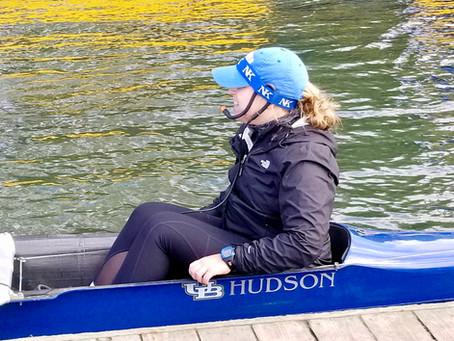 Senior Spotlight on UB Rower Mallory Hale