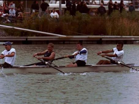 Spotlight on UB Rowing Alumni Glen Abdelnoor