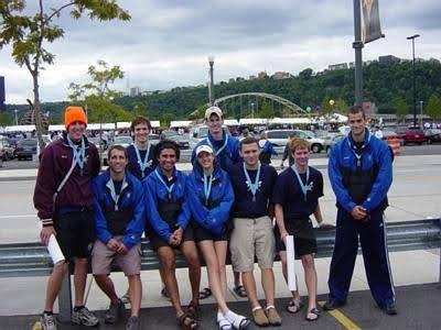 Spotlight on UB Rowing Alumni Matt Aiken