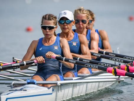 UB Rowing Alumni Spotlight on Rosa Kemp