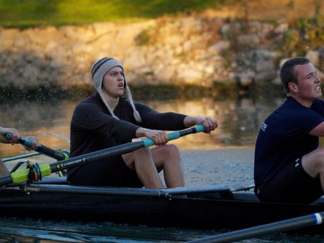 Spotlight on UB Rowing Alumni James Susice