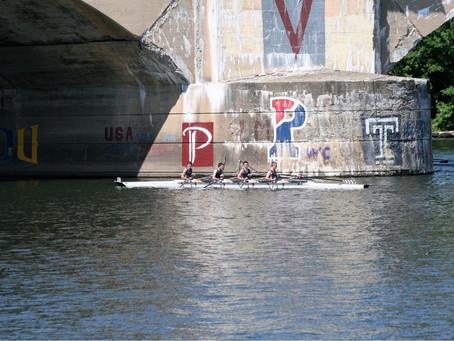 UB Rowing Athlete of the Week Briggs Ragan