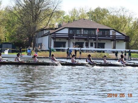 UB Rowing Athlete of the Week Keelin Murphy-Collins