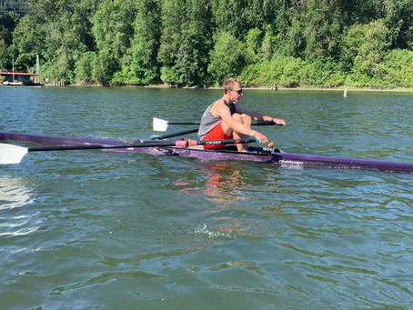 UB Rowing Alumni Spotlight on Todd Vogt