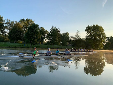 Come Join UB Rowing! Informational Zoom Meeting for New Members 7pm on February 10, 2021