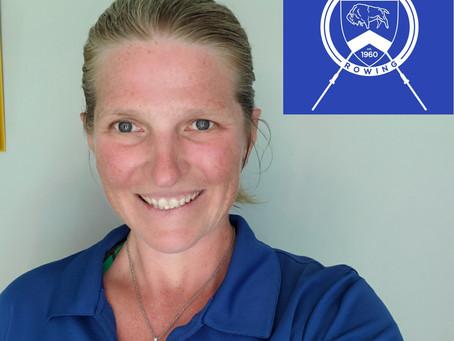 Coach Elizabeth Ostermeier-Denecke Elected to the New York State Collegiate Rowing Association Board