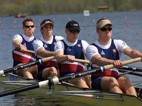 Let's Meet Former UB Rower and National Team Member Ian Coveny on Throwback Thursday