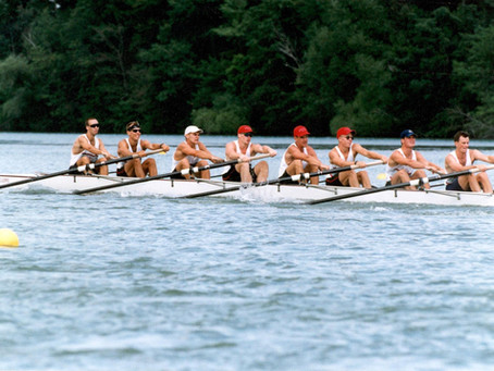 Spotlight on UB Rowing Alumni Neil Gillott