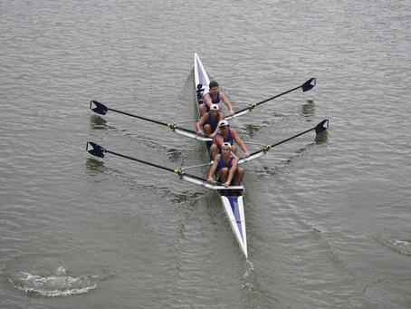 Spotlight on UB Rowing Alumni Matt McGregor