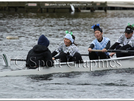 UB Rowing Athlete of the Week Jian Clermont