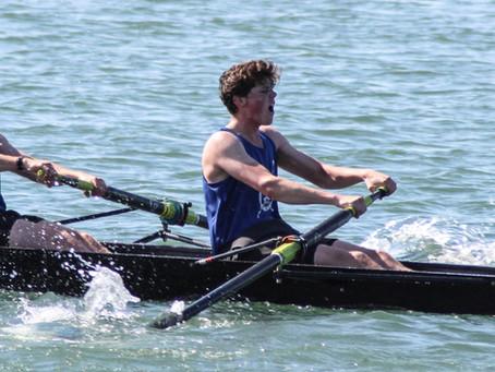 Senior Spotlight on UB Rower John Ferenczy