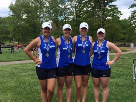 Spotlight on UB Rowing Alumna Sara-Ann Fox